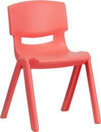 Flash Furniture YUYCX004REDGG