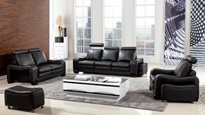 American Eagle Furniture AE210BK