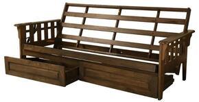 Kodiak Furniture KFQTSDRWFRAMESET3