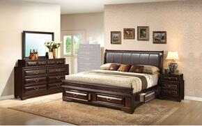 Glory Furniture G8875CKB3DMN