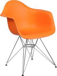 Flash Furniture FH132CPP1ORGG