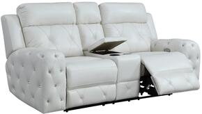 Global Furniture USA U8311BLANCHEWHITEPCRLS