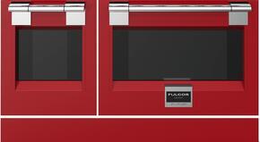 "Red Color Kit for 48"" Pro Range Door"