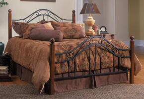 Hillsdale Furniture 1010BKR