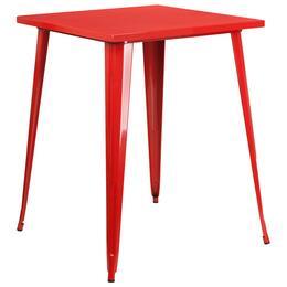 Flash Furniture CH5104040REDGG