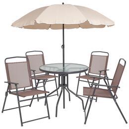 Flash Furniture GM202012BRNGG