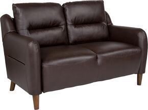 Flash Furniture BTS8372ALVBRNGG