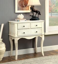 Furniture of America CMAC137WH