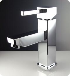 FFT1030CH Bevera Single Hole Mount Vanity Faucet Option - Chrome