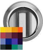 KN-CF Specialty Paint Finish Knob (Specify RAL # - Matte / Texture Finish o...