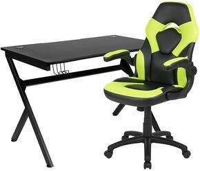 Flash Furniture BLNX10D1904GNGG
