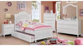 Furniture of America CM7155WHFBDMCN