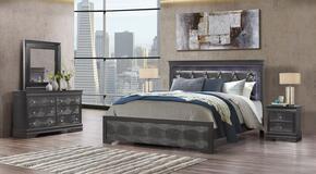 Global Furniture USA POMPEIGRQBDMNS