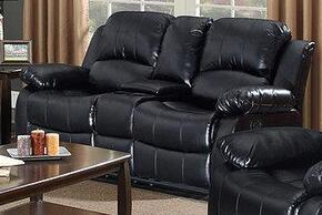 Myco Furniture 1075CLBK