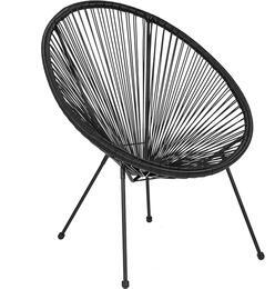 Flash Furniture TLH094BLACKGG