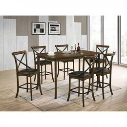Furniture of America CM3148PTPC7PCSET