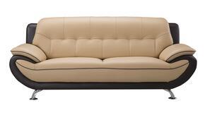 American Eagle Furniture EKB600YOBRSF