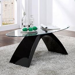 Furniture of America FOA4042BKCTABLE