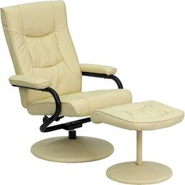 Flash Furniture BT7862CREAMGG