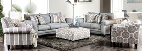 Furniture of America SM8141SFLVSCFCOT