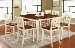 Furniture of America CM3326WCPT8PC