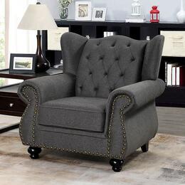 Furniture of America CM6572DGCH