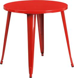 Flash Furniture CH5109029REDGG