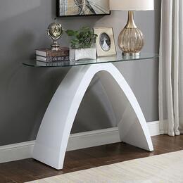Furniture of America FOA4042WHSTABLE