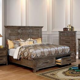 Furniture of America CM7845QBED