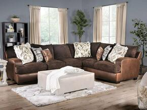 Furniture of America SM5202BRSECT