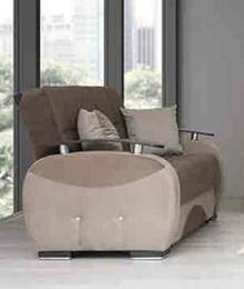Alpha Furniture BESANLOVESEAT