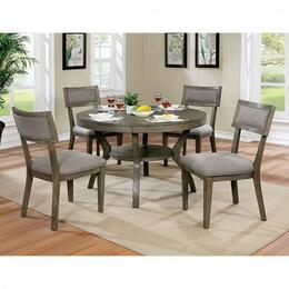 Furniture of America CM3387RTSC5PCSET