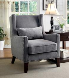 Furniture of America CMAC6115GY