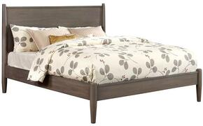 Furniture of America CM7386GYQBED