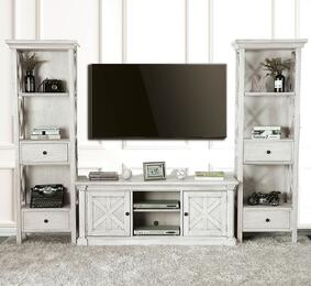 Furniture of America CM5089TV60SET2PIER