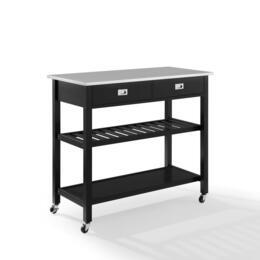 Crosley Furniture CF3027SSBK