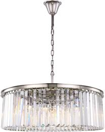 Elegant Lighting 1238G43PNRC