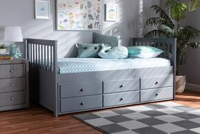 Wholesale Interiors MG8005GREYDAYBED