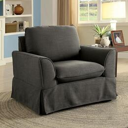Furniture of America CM6378GYCH