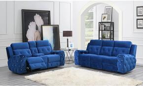 Global Furniture USA U8311PSPLV