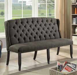 Furniture of America CM3324BKGYBNL