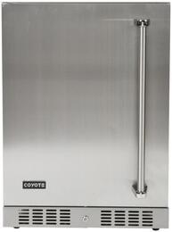 "C1BIR24L 24"" Outdoor Left Hinge 5.5 cu. ft. Capacity Refrigerator"