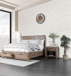 Furniture of America CM7360QBEDROOMSET