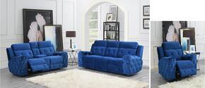 Global Furniture USA U8311PSPLPRV