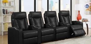 Myco Furniture CA9503BK4PC