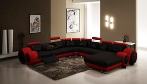 VIG Furniture VGEV40844BL