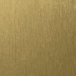 "Brushed Brass Trim Option for 36"" Cooktop"