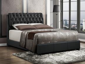 Myco Furniture 2954FBK