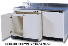 Left Side Sink Location