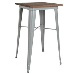 Flash Furniture CH3133040M1SILGG